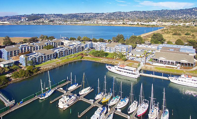 Hilton Berkeley Marina