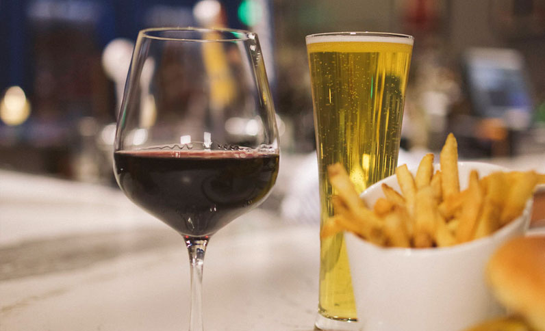 Premium wines and local brews at Berkeley Boathouse